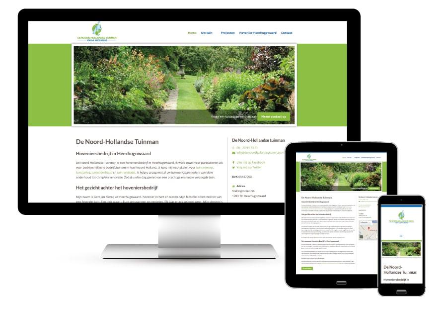 De Noord-Hollandse tuinman