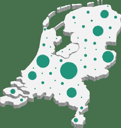 webdesign klanten door heel Nederland